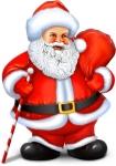I Ty możesz zostać Świętym Mikołajem
