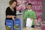 Sukces Karola w Powiatowym Konkursie Matematycznym