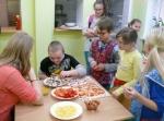 Zajęcia kulinarne w czasie ferii zimowych