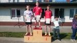 Złoto i srebro podczas mistrzostw powiatu w indywidualnych biegach przełajowych!